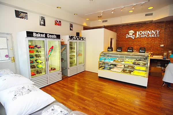 5 Design d'intérieur de Shop Cupcakes qui ont la classe 32
