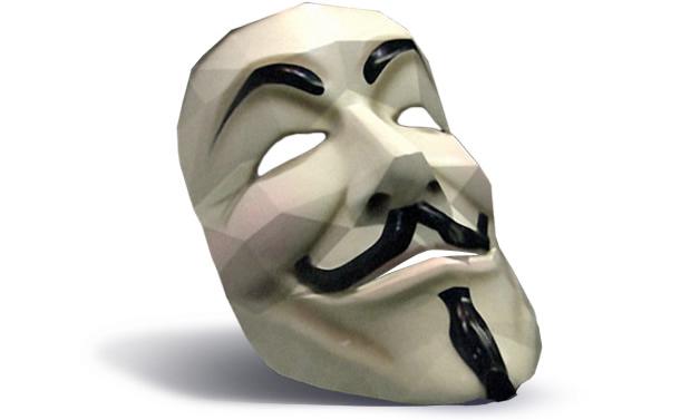Devenez un Anonymous, créez et portez le masque 4