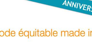 [concours 3ans @olybop] 5 tee-shirts Equitables Tudo Bom à gagner ! [fini] 1