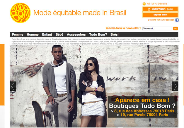 [concours 3ans @olybop] 5 tee-shirts Equitables Tudo Bom à gagner ! [fini] 2