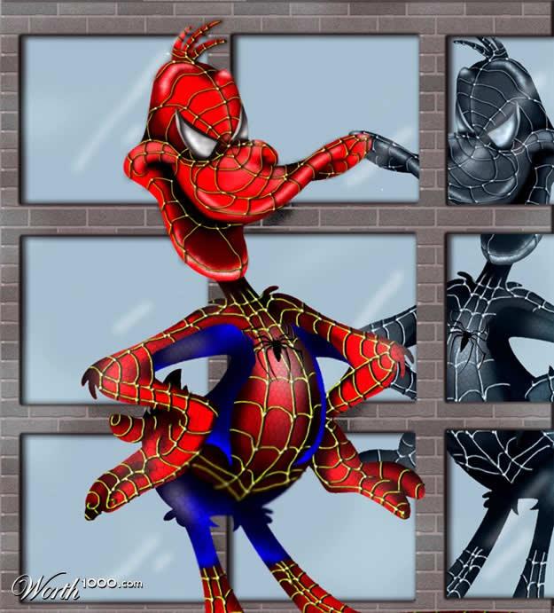 Marvel VS Disney, les 20 meilleurs montages hybrides 4