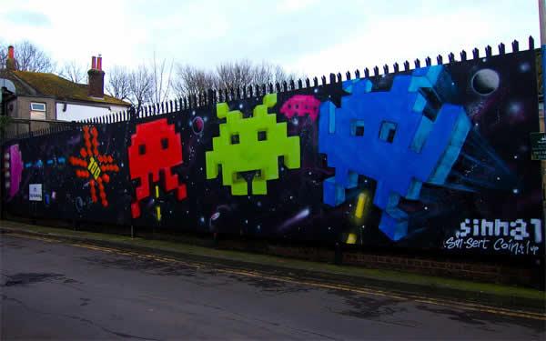 03 streetart design 8 62 street art fun et créatifs – vol 8