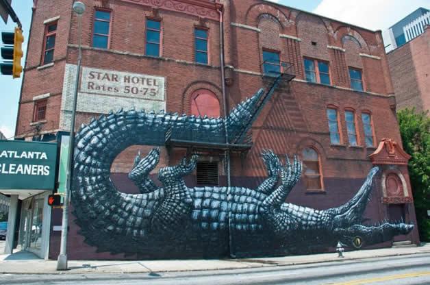 05 streetart design 8 62 street art fun et créatifs – vol 8