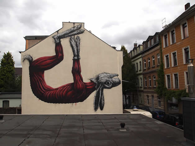 62 street-art fun et créatifs – vol 8 10