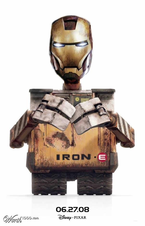 Marvel VS Disney, les 20 meilleurs montages hybrides 14