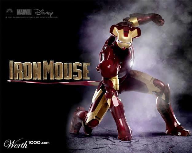 Marvel VS Disney, les 20 meilleurs montages hybrides 15