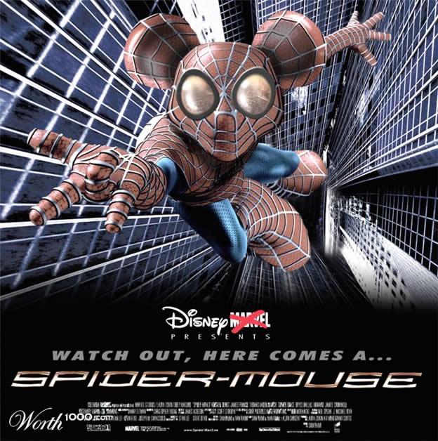 Marvel VS Disney, les 20 meilleurs montages hybrides 18