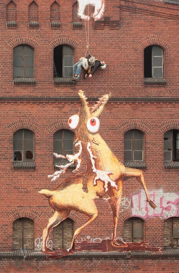 62 street-art fun et créatifs – vol 8 25