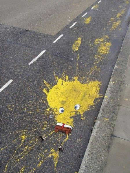 25 streetart design 8 62 street art fun et créatifs – vol 8