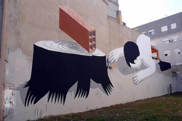 62 street-art fun et créatifs – vol 8 39
