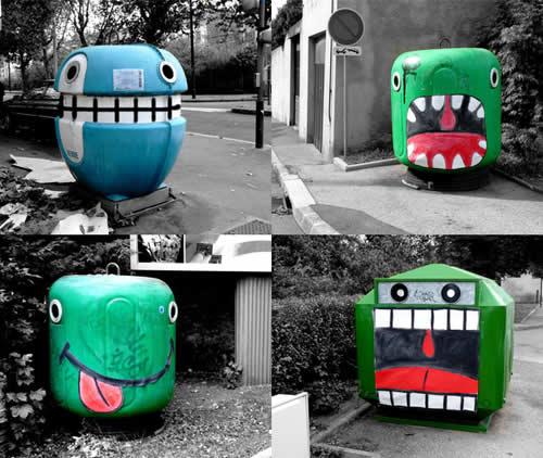 62 street-art fun et créatifs – vol 8 41