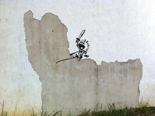 62 street-art fun et créatifs – vol 8 45