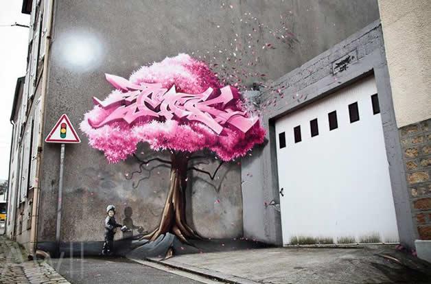 62 street-art fun et créatifs – vol 8 49