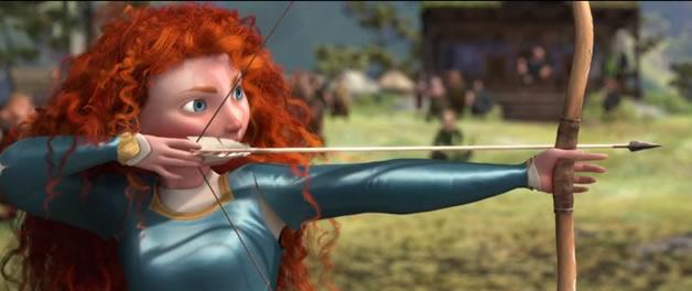 Nouvelle superbe bande annonce pour BRAVE de Pixar 3