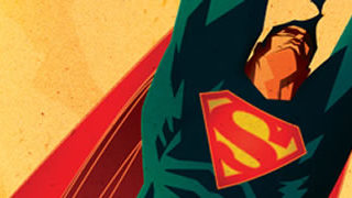 Affiches non-officielles DC comics de Juan Doe 1