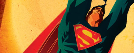 Affiches non-officielles DC comics de Juan Doe 3
