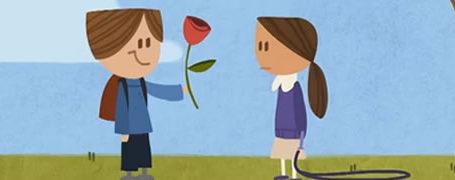 Le Doodle Google en vidéo pour la St Valentin 2012 3