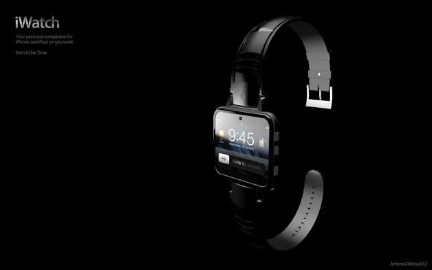 Concept de montre Apple - iWatch 2 2