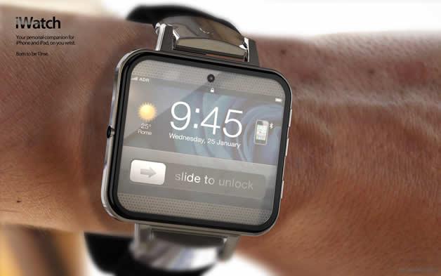 Concept de montre Apple - iWatch 2 15