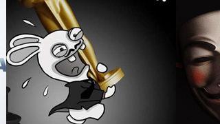 Quand les marques utilisent les phénomènes d'actualités 2012 (the artist, megaupload, anonymous...) 1