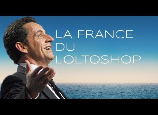 10 meilleures Parodies de l'affiche de Sarkozy : La France Forte ! 8
