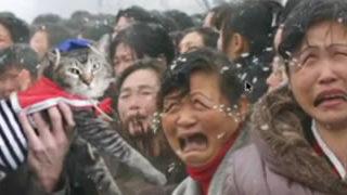 Un tutorial photoshop sur la Corée du Nord