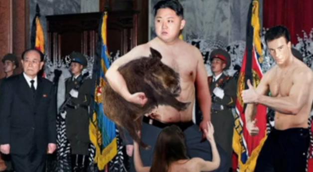 Un tutorial photoshop sur la Corée du Nord 2