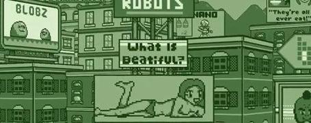 Pixel Animation - GBCity 4