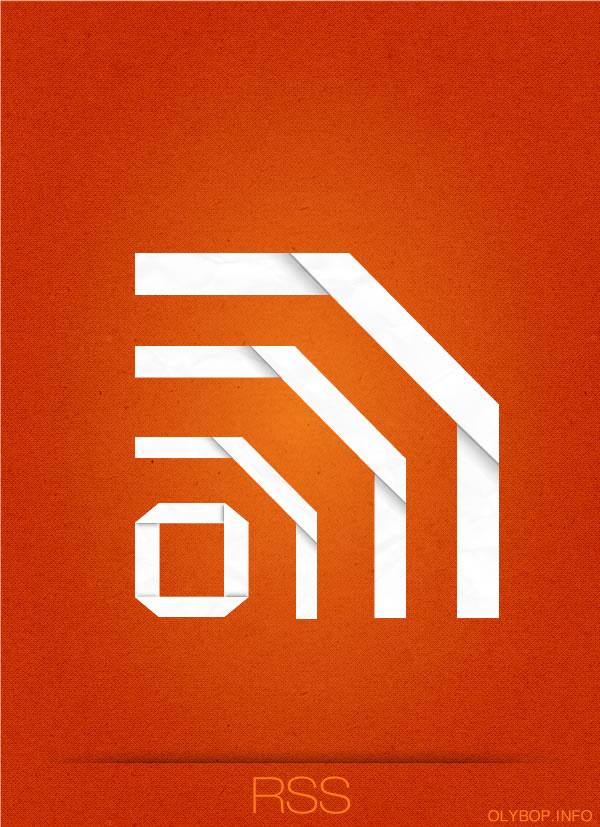 Affiches des réseaux sociaux en Origami 5