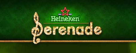 Générez votre sérénade pour la St Valentin avec Heineken.  5