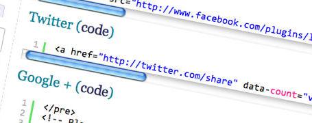 Comment intégrer les boutons de partages de réseaux sociaux sans plugin 4