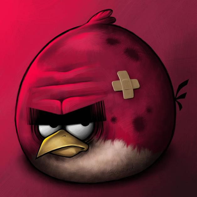 Les FanArt Angry Birds de Sylwia W 3