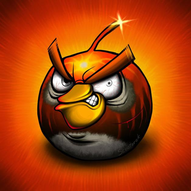 Les FanArt Angry Birds de Sylwia W 4