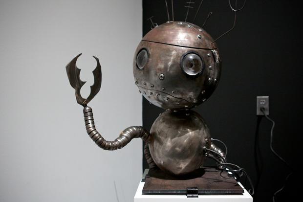 Exposition Tim Burton à la cinémathèque de Paris 4