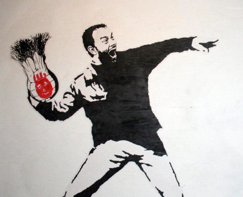 03 streetart creatif design vol9 50 street art fun et créatifs – vol 9