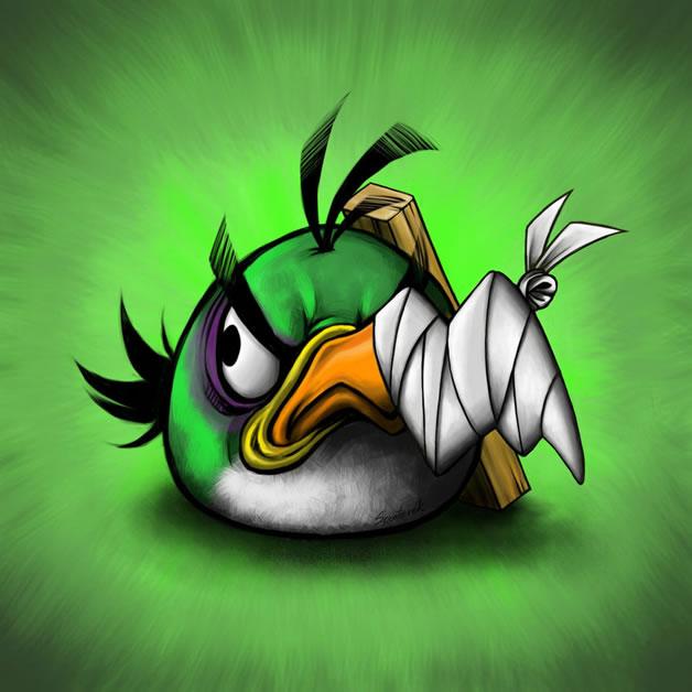 Les FanArt Angry Birds de Sylwia W 6