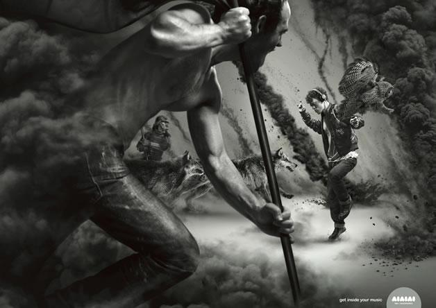 80 publicités designs et créatives de Mars 2012 6
