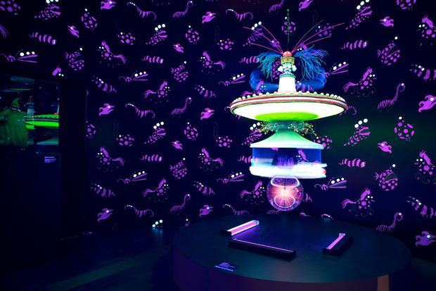 Exposition Tim Burton à la cinémathèque de Paris 6