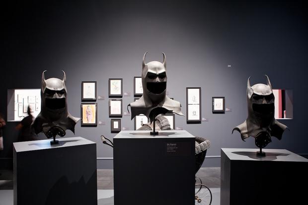 Exposition Tim Burton à la cinémathèque de Paris 7