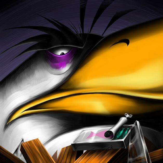 Les FanArt Angry Birds de Sylwia W 8