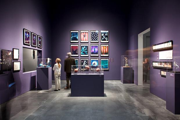 Exposition Tim Burton à la cinémathèque de Paris 8