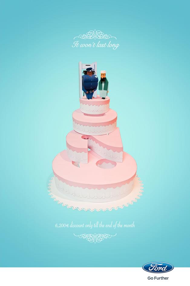 80 publicités designs et créatives de Mars 2012 9