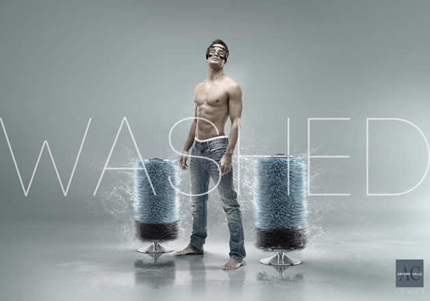78 publicités designs et créatives de Février 2012 9