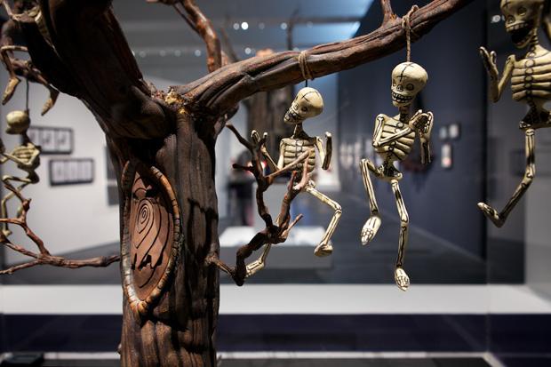 Exposition Tim Burton à la cinémathèque de Paris 9
