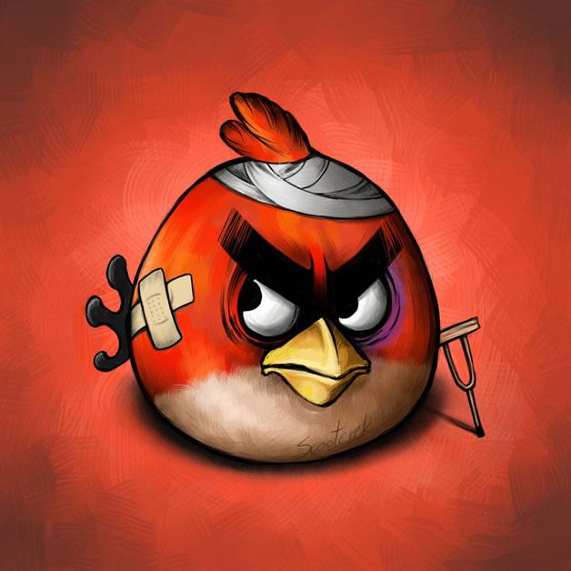 Les FanArt Angry Birds de Sylwia W 10