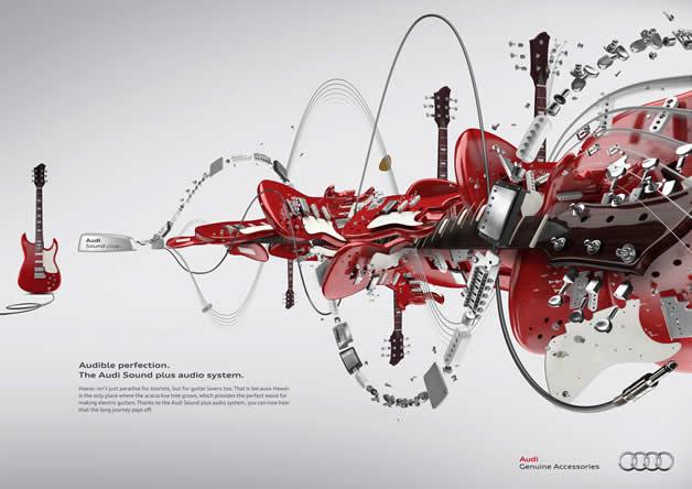 78 publicités designs et créatives de Février 2012 11
