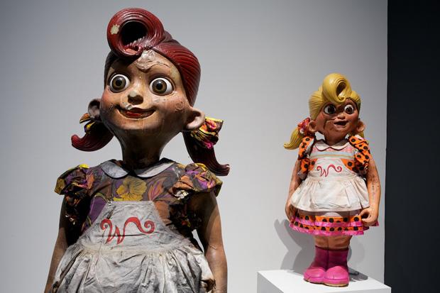 Exposition Tim Burton à la cinémathèque de Paris 12