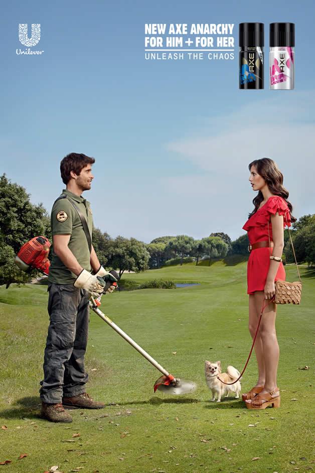 78 publicités designs et créatives de Février 2012 13
