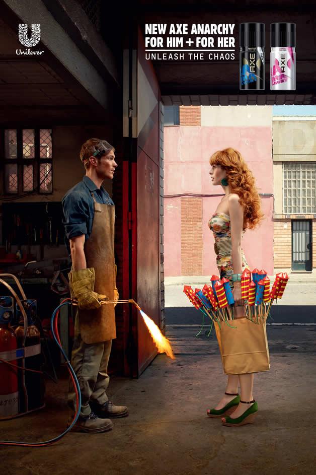 78 publicités designs et créatives de Février 2012 14