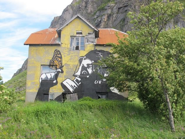 12 streetart creatif design vol9 50 street art fun et créatifs – vol 9